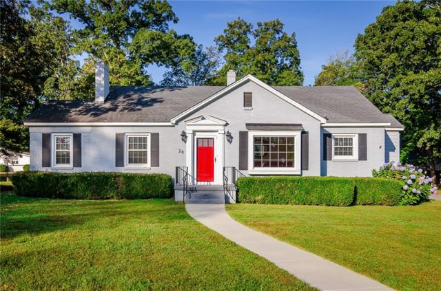28 Claremore Avenue, Greenville, SC 29607 (MLS #20208942) :: The Powell Group of Keller Williams