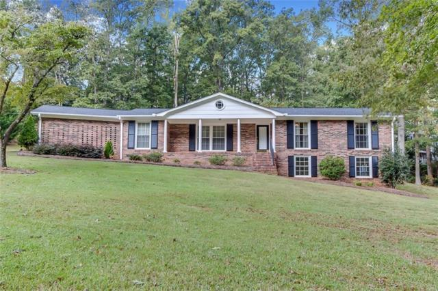 105 Pearle Drive, Easley, SC 29642 (MLS #20208963) :: Les Walden Real Estate