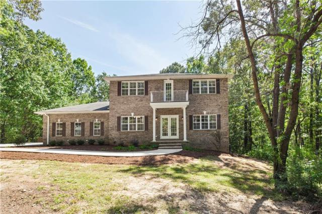 901 Sanders Cove, Fair Play, SC 29643 (MLS #20208964) :: Allen Tate Realtors