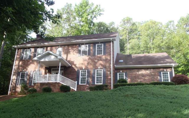 209 S Summit Drive, Seneca, SC 29672 (MLS #20208965) :: Les Walden Real Estate