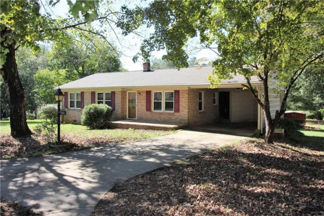 214 Cedar Circle, Easley, SC 29642 (MLS #20209085) :: Les Walden Real Estate
