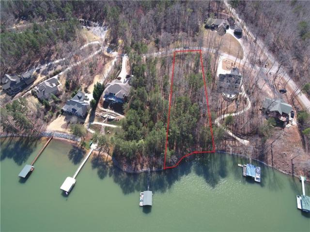 505 High Hammock Drive, Seneca, SC 29672 (MLS #20209088) :: Tri-County Properties