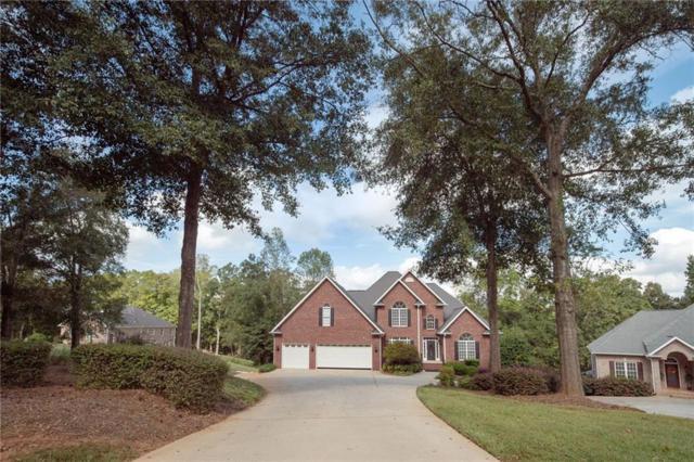 118 Harrison Harbor Way, Anderson, SC 29625 (MLS #20209106) :: Les Walden Real Estate