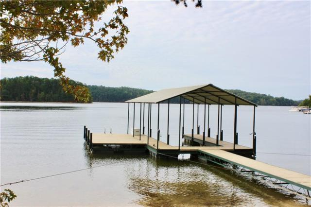 110 Inlet Point Road, Fair Play, SC 29643 (MLS #20209136) :: Allen Tate Realtors