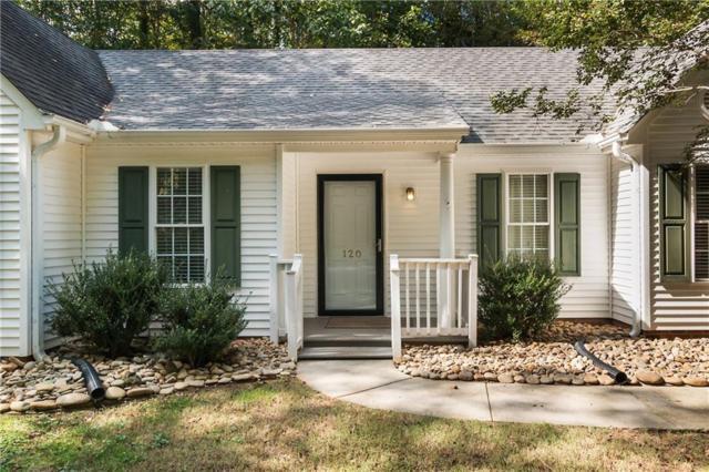 120 Cottonwood Drive, Seneca, SC 29678 (MLS #20209154) :: Les Walden Real Estate