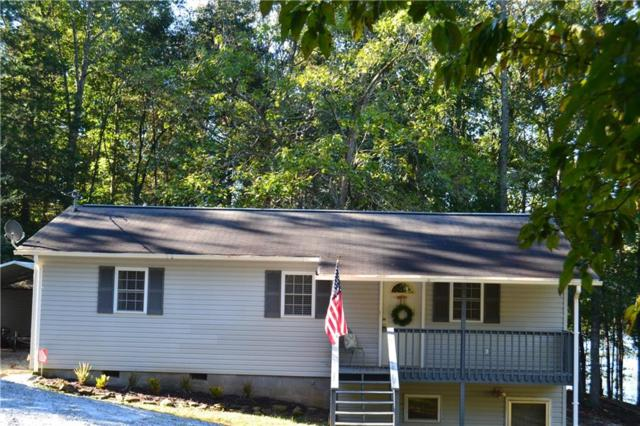 620 Knottywood Drive, Lavonia, GA 30553 (MLS #20209155) :: The Powell Group of Keller Williams
