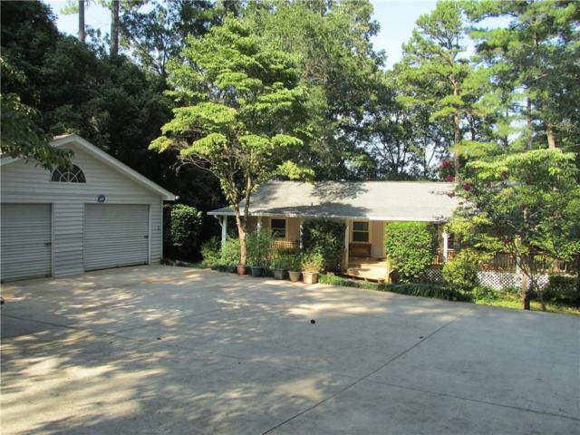 215 Circle Drive, Townville, SC 29689 (MLS #20209160) :: Tri-County Properties