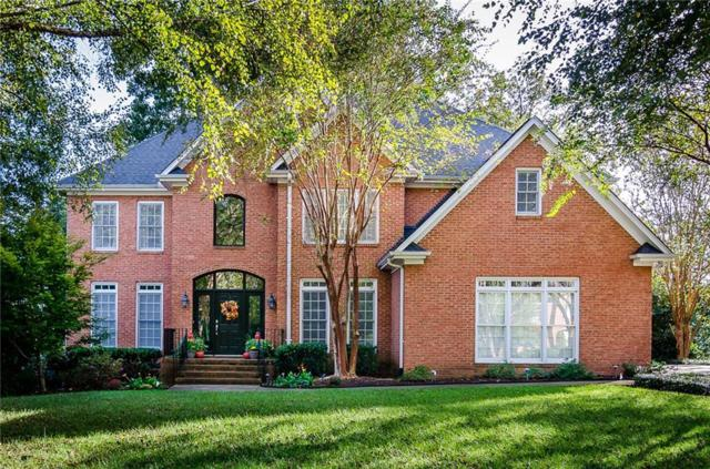 716 Carriage Hill Road, Simpsonville, SC 29681 (MLS #20209161) :: Les Walden Real Estate