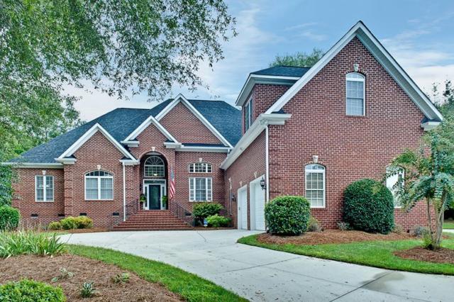 220 Whitworth Way, Simpsonville, SC 29681 (MLS #20209177) :: Tri-County Properties