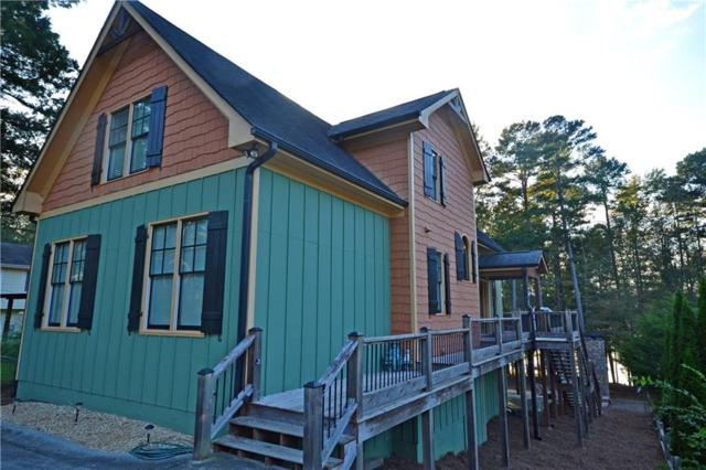 420 Skyline Way, Lavonia, GA 30553 (MLS #20209183) :: Les Walden Real Estate