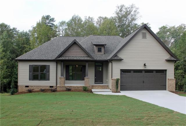 125 Mountain Lake Drive, Piedmont, SC 29673 (MLS #20209208) :: The Powell Group of Keller Williams