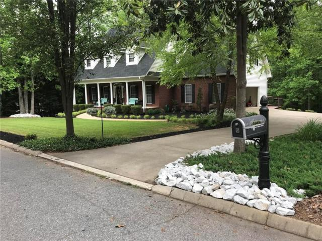 15078 Beacon Ridge Drive, Seneca, SC 29678 (MLS #20209212) :: Tri-County Properties