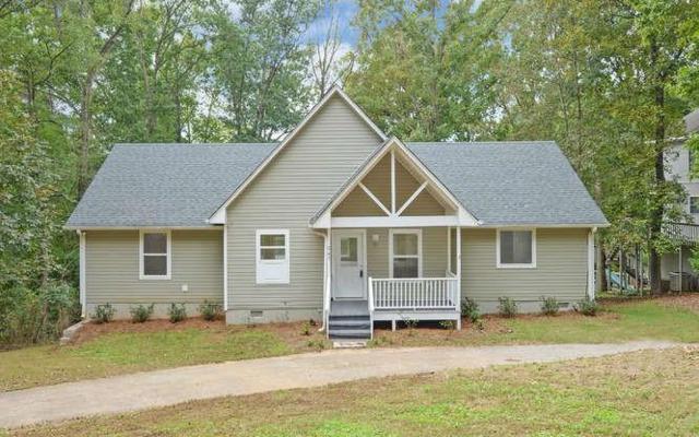 347 Bow Drive, Lavonia, GA 30553 (MLS #20209213) :: Tri-County Properties