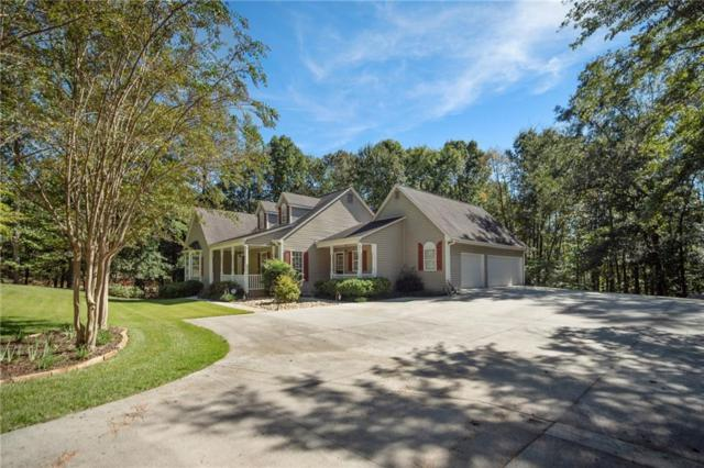 4400 Denver Cove Road, Anderson, SC 29625 (MLS #20209216) :: The Powell Group of Keller Williams