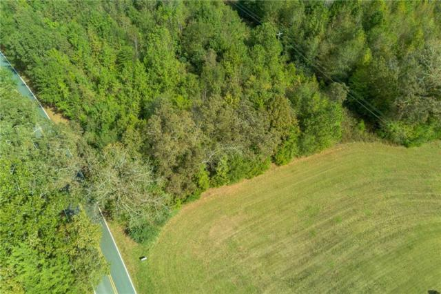 15.89 Ac Parker Bowie Road, Iva, SC 29655 (MLS #20209230) :: Tri-County Properties