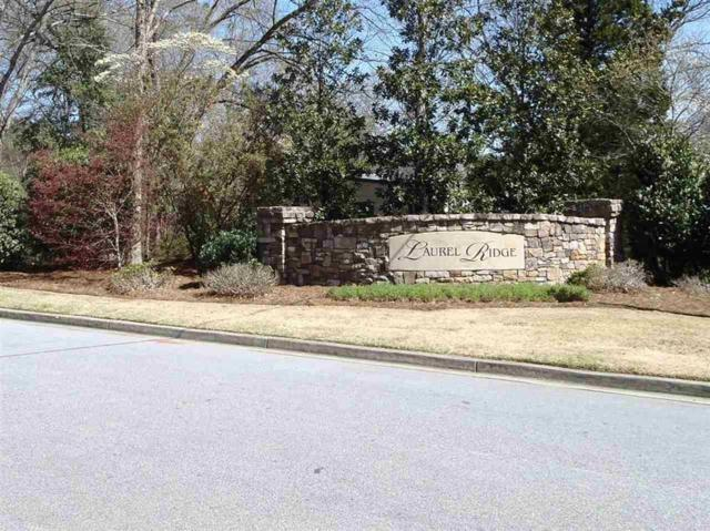 Lot 42 Woods Edge Drive, Seneca, SC 29672 (MLS #20209245) :: The Powell Group of Keller Williams