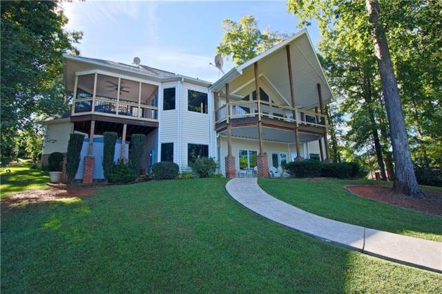 425 E Lakeside Drive, Seneca, SC 29672 (MLS #20209253) :: Les Walden Real Estate