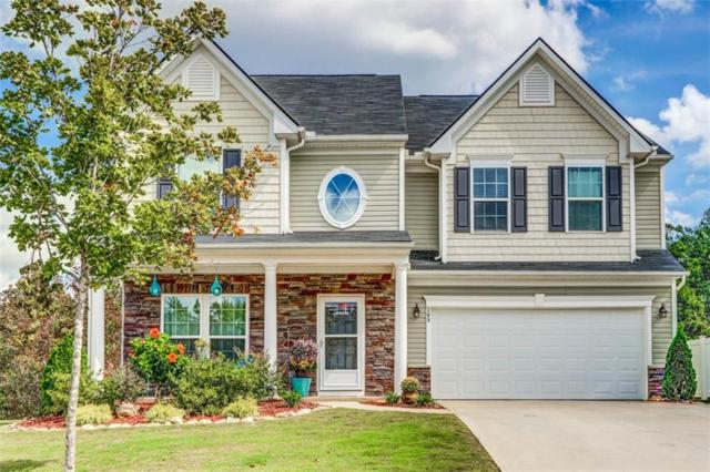 268 Chapel Hill Lane, Simpsonville, SC 29681 (MLS #20209256) :: Les Walden Real Estate