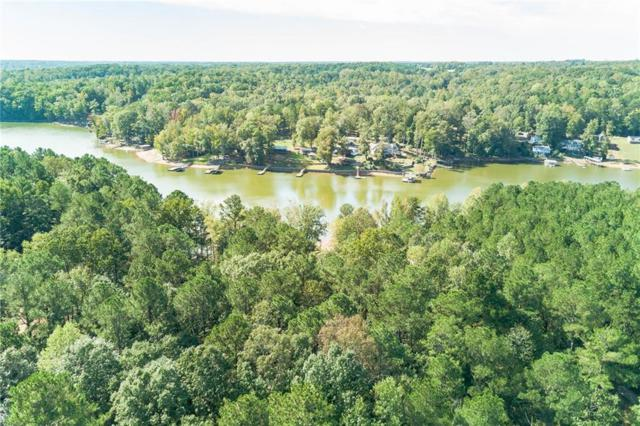 Lot 30 Lakewind Court, Iva, SC 29655 (MLS #20209280) :: Tri-County Properties