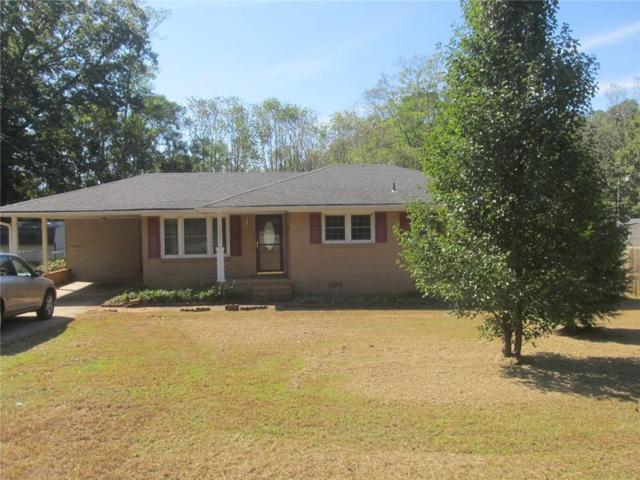 421 Westwood Drive, Anderson, SC 29626 (MLS #20209377) :: The Powell Group of Keller Williams