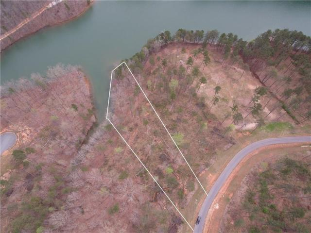 Lot 17 Sunset Cove, West Union, SC 29696 (MLS #20209400) :: Allen Tate Realtors