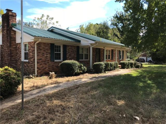 304 Wilewood Road, Abbeville, SC 29620 (MLS #20209410) :: The Powell Group of Keller Williams