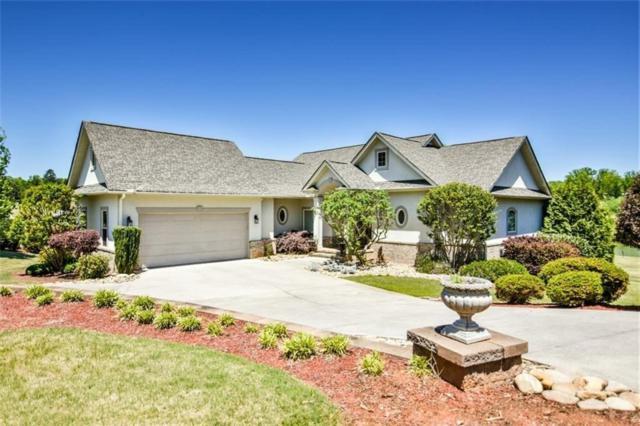 613 Dye Drive, Seneca, SC 29678 (MLS #20209431) :: Les Walden Real Estate