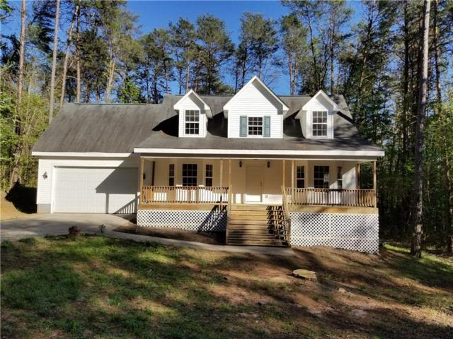 202 Cedar Ridge Drive, Westminster, SC 29693 (MLS #20209458) :: Tri-County Properties