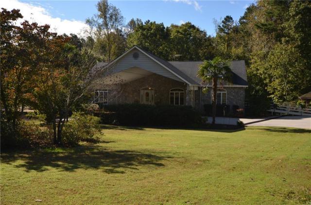 225 Cherokee Drive, Fair Play, SC 29643 (MLS #20209464) :: Les Walden Real Estate
