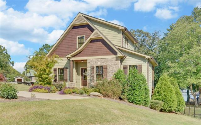94 Browns Lane, Hartwell, GA 30643 (MLS #20209492) :: Tri-County Properties