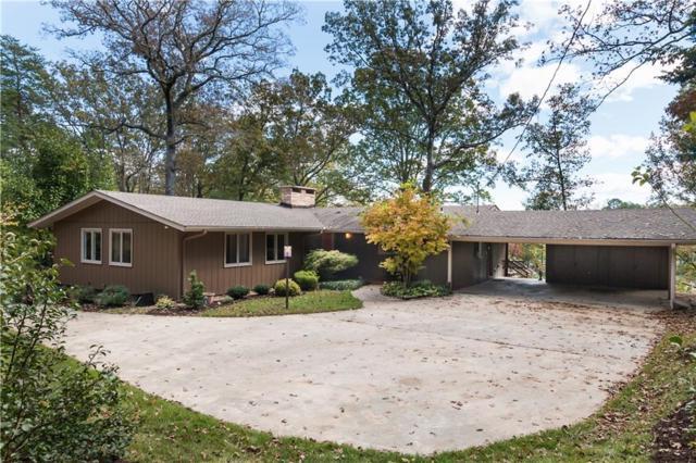 231 Lakeside Drive, Walhalla, SC 29691 (MLS #20209520) :: Tri-County Properties
