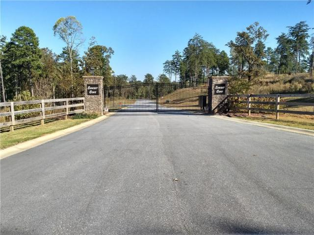 Lot 40 Sunset Cove Drive, West Union, SC 29696 (MLS #20209534) :: The Powell Group of Keller Williams