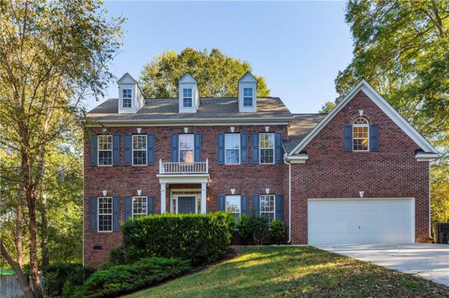 128 Century Oaks Drive, Easley, SC 29642 (MLS #20209550) :: The Powell Group of Keller Williams