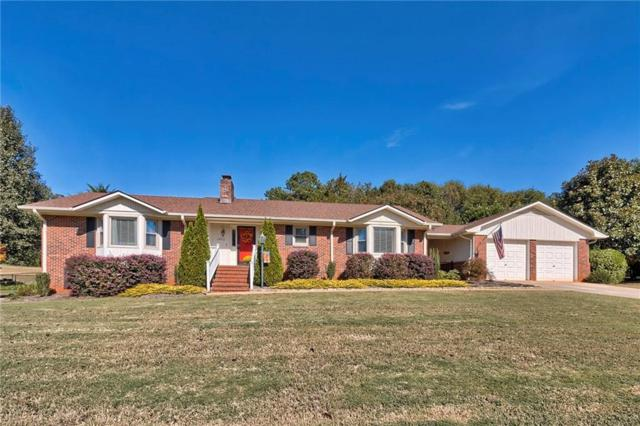 1011 Ladys Lane, Anderson, SC 29621 (MLS #20209627) :: The Powell Group of Keller Williams