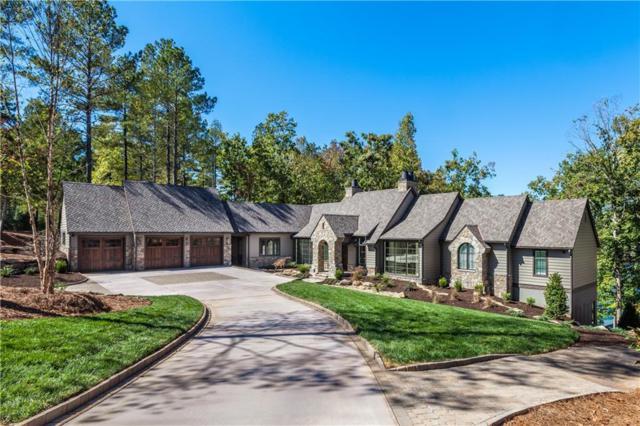301 Shore Vista Trail, Six Mile, SC 29682 (MLS #20209678) :: Tri-County Properties