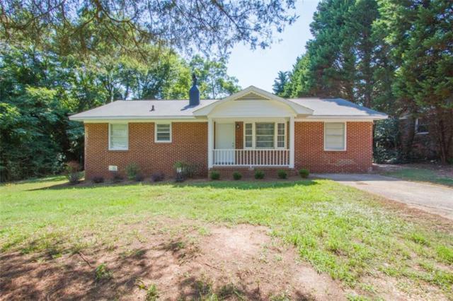 614 Azalea Drive, Anderson, SC 29625 (MLS #20209743) :: Tri-County Properties