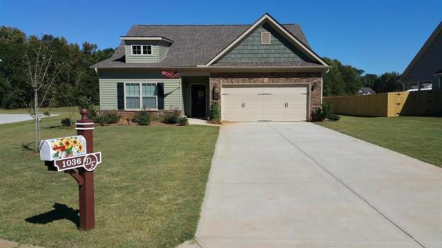 1036 Drakes Circle Circle, Anderson, SC 29625 (MLS #20209789) :: Tri-County Properties