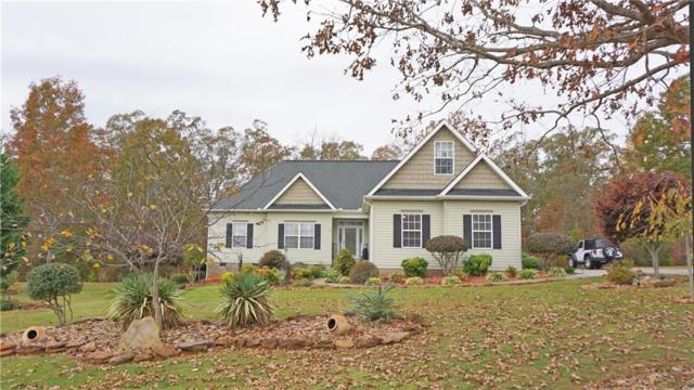 220 Silver Ridge Drive, Central, SC 29630 (MLS #20209806) :: The Powell Group