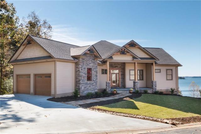 305 Wynswept Pointe, Seneca, SC 29672 (MLS #20209810) :: Les Walden Real Estate