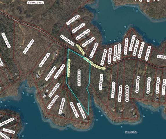 Lot 39 Seminole Point Road, Fair Play, SC 29643 (MLS #20209825) :: The Powell Group
