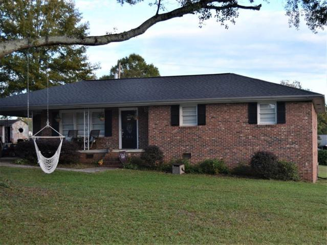 211 Oak Drive, Honea Path, SC 29654 (MLS #20209839) :: The Powell Group of Keller Williams