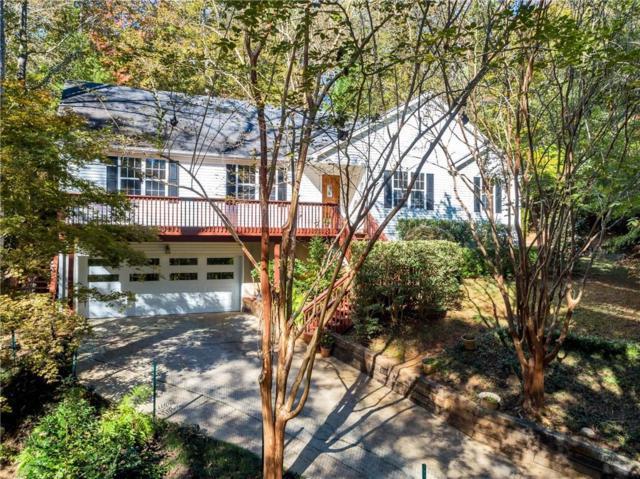 1612 S Arlington Drive, Seneca, SC 29672 (MLS #20209845) :: Les Walden Real Estate