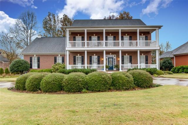 140 Parkside Drive, Anderson, SC 29621 (MLS #20209847) :: The Powell Group of Keller Williams