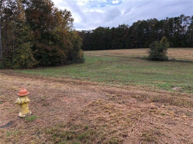 Lot 36 Falcons Lair West Drive, Walhalla, SC 29691 (MLS #20209890) :: The Powell Group