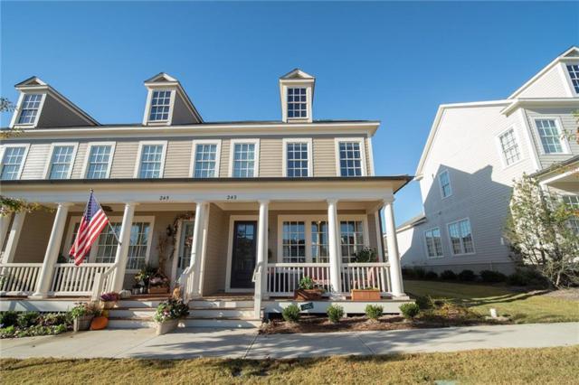243 Thomas Green Boulevard, Clemson, SC 29631 (MLS #20209908) :: Tri-County Properties