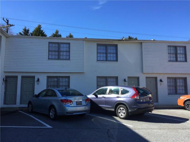 820 College Avenue Avenue, Clemson, SC 29631 (MLS #20209940) :: Allen Tate Realtors