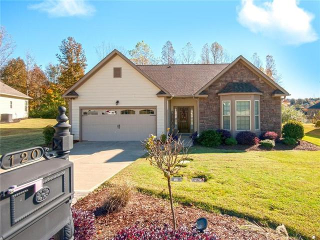 120 Stone Cottage Drive, Anderson, SC 29621 (MLS #20209945) :: The Powell Group of Keller Williams