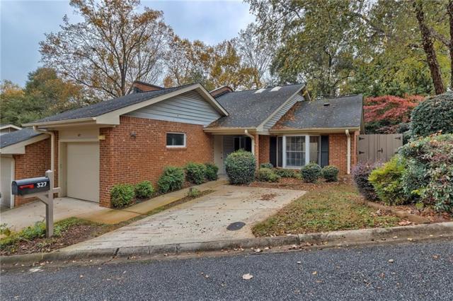 327 Mockingbird Hill Hill, Greenville, SC 29605 (MLS #20209947) :: The Powell Group of Keller Williams