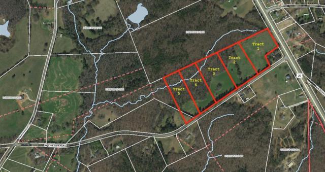 00 West Chapman Road, Belton, SC 29627 (MLS #20210004) :: Tri-County Properties