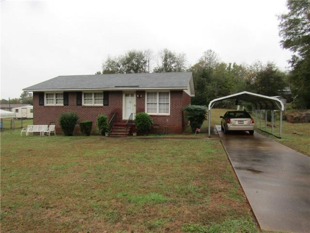 204 E Pinedale Road, Anderson, SC 29626 (MLS #20210033) :: The Powell Group of Keller Williams